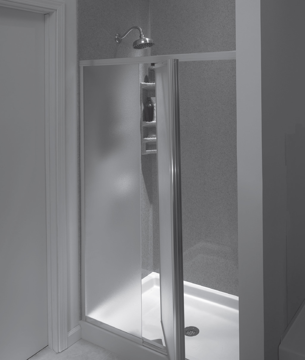 Lippert Cultured Marble - Showers